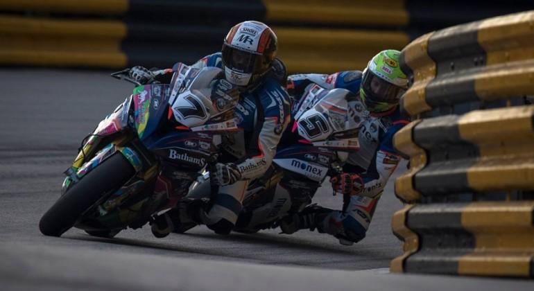 GP Macao 2015